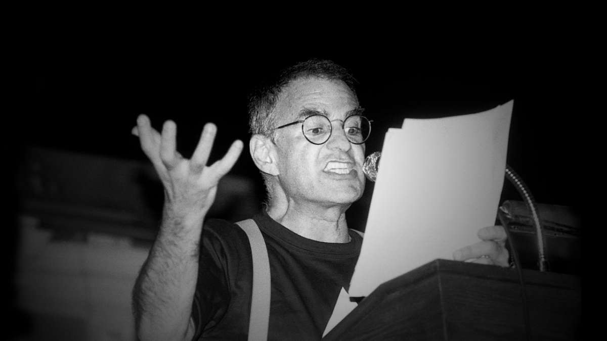 Larry Kramer: In Love & Anger
